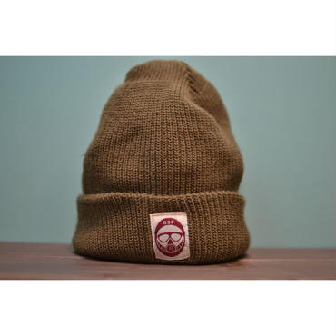 DSF LOGO knit brown