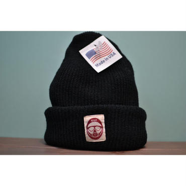 DSF LOGO knit black