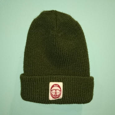 DSF LOGO knit olive