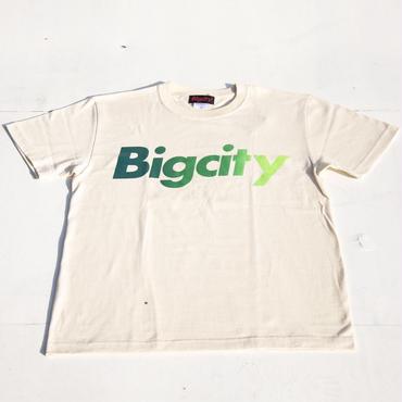 Bigcity LOGO S/STEE  ナチュラルカラー