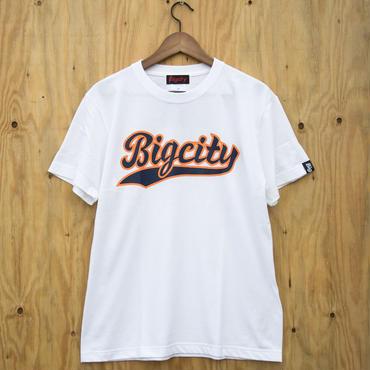 bigcity 90sベースボールロゴ S/STEE