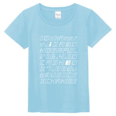 IZAWONDERFUL! Tシャツ