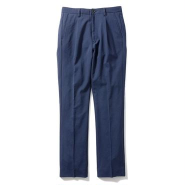 Name. : STRAIGHT FIT POLYESTER TROUSERS