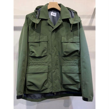 KIIT : MILITARY NYLON 3LAYER JACKET