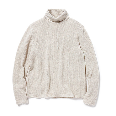 Folk : INTERFERENCE ROLL NECK