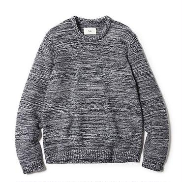 Folk : IRREGULAR STRIPE CREW