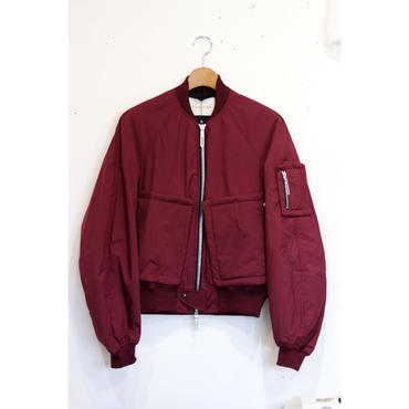 TONSURE : BOMBER JACKET