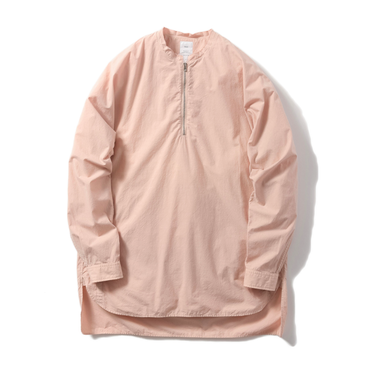 Name. : HALF ZIP DOLMAN SHIRT