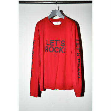 JOHN MASON SMITH : LET'S ROCK T-SHIRT
