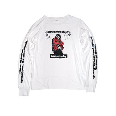 The Letters : Mike L/S T-shirt