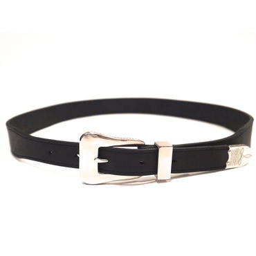 The Letters : Twisted Western 3Piece Belt