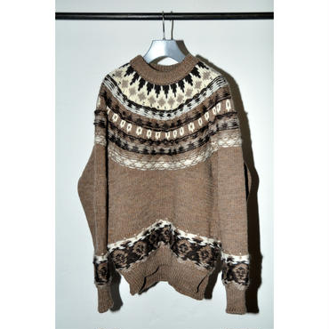 JANE SMITH : NORDIC KNIT