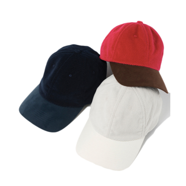 Name. : BIAS CORDUROY 5-PANEL CAP