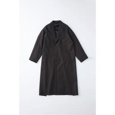 fit MIHARA YASUHIRO : Hound Tooth Long Coat