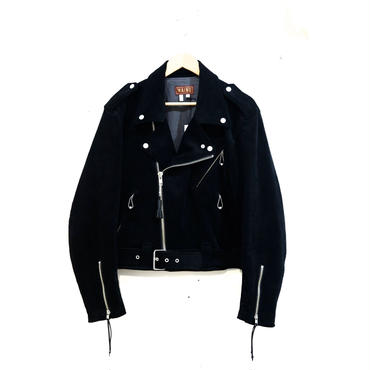 MAINU : CORDUROY RIDERS JACKET