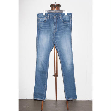 The Letters :5 Pocket Stretch Denim Slim Pants