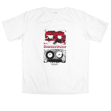 The Letters : Domo Pocket T-shirt