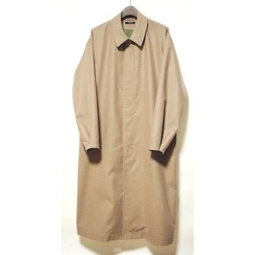 TAAKK : Fluorescence Wool Soutien Collar Coat