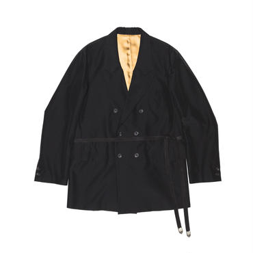 The Letters : Double Breasted Jacket - OX -