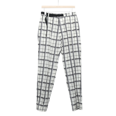 WELLDER : Belted Trousers