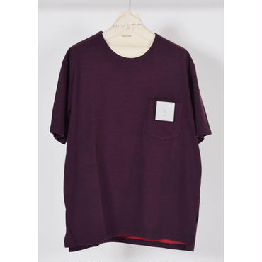 WYATT : CREW NECK TEE SHIRTS