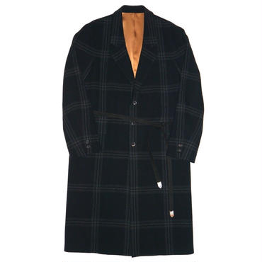 The Letters : Blancket Chesterfield Coat