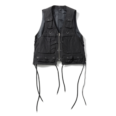 Name. : NYLON WEATHER UTILITY VEST