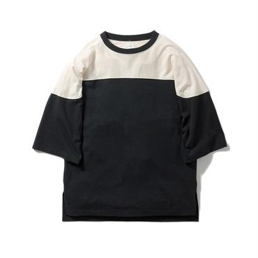 Name. : OVERSIZED FOOTBALL TEE