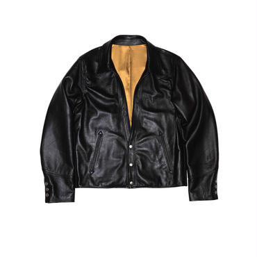 The Letters : Western Cutting Jacket - ELK Leather -