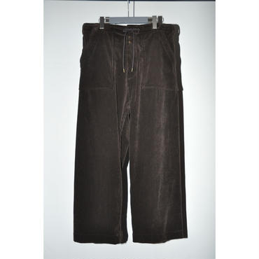 JOHN MASON SMITH : CORDUROY BAKER PANTS