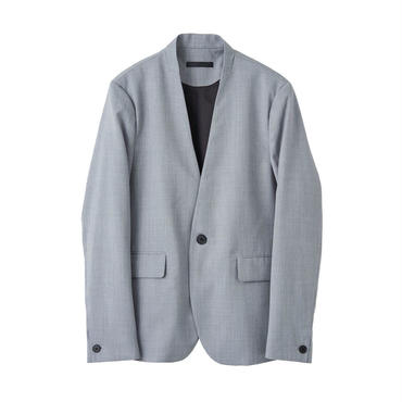 JUHA : NO-COLLAR JACKET