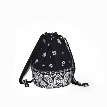 The Letters : Strap Bag - Bandana Flannel -