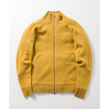 Name. : WOOL KNIT TRACK JACKET