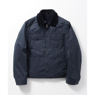 Name. : COTTON TWILL COATING REVERSIBLE JACKET