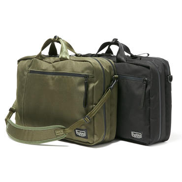 hobo : Polyester Canvas 3Way Briefcase