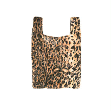 The Letters : Leopard Bag