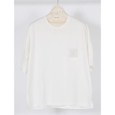 WYATT :SHORT LENGTH DOLMAN SLEEVE TEE SHIRTS