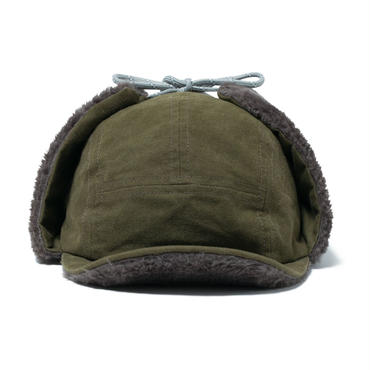 hobo : Czech Military Boa Cap