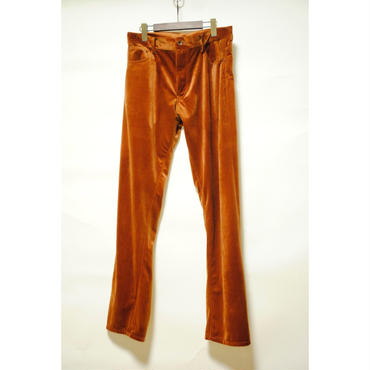 TAAKK : Velor Pants