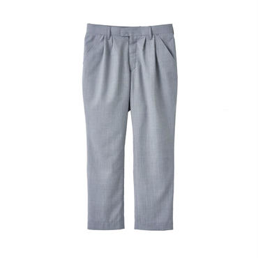 JUHA : 2TUCK TAPERED TROUSERS