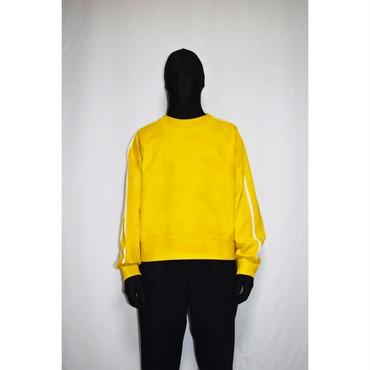 TAAKK : SPRAY JERSY PULL OVER LINE SHIRT