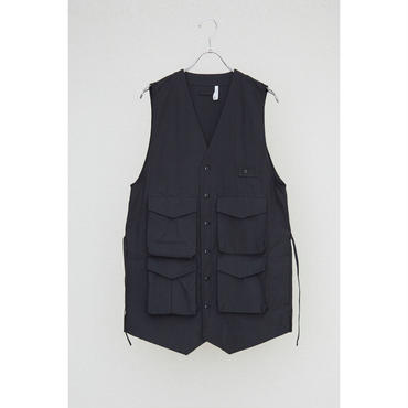 HUMIS : DEFORMATION MILITARY FATIGUE&HUNTING VEST