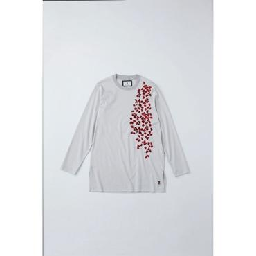 fit MIHARA YASUHIRO : Embroidered Long T-shirt