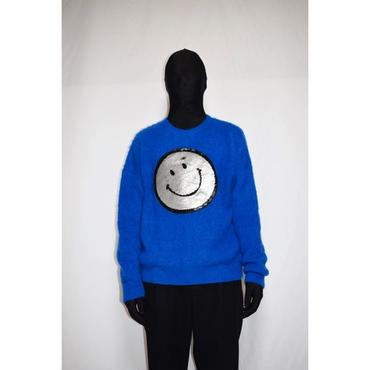 TAAKK : MOHAIR SMILEY KNIT