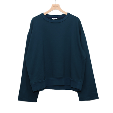 WELLDER : Buck Side Tucked Crewneck