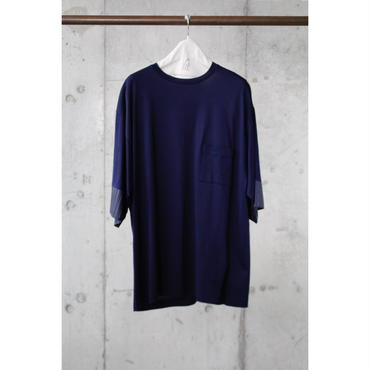 fit MIHARA YASUHIRO : Front Slit Shirt