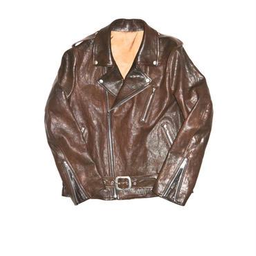 The Letters : Motorcycle Goatskin Jacket