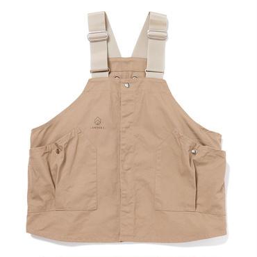 hobo : Cotton Twill Gardener Vest by LAND & B.C.