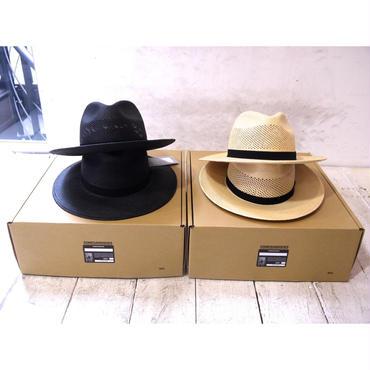 COMESANDGOES : PANAMA MESH HAT