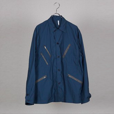 HUMIS : FLIGHT LIGHT COVERALL JACKET